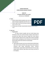 Laporan Praktikum SIG Terapan ACARA 8