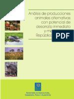 SAGPyA - Producciones Alternativas en La Argentina - 2007 - 213 Pag