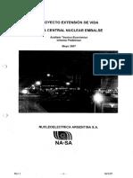 Central Nuclear Embalse - EsIA - Tomo 26 - Informe Económico Preliminar - Informes finales Fases I y II - Informe de Responsabilidad Social
