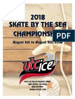 2018 ISI Skate by the Sea Announcement and Entries