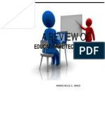 A REVIEW OF EDUCATIONAL TECHNOLOGY 1.docx