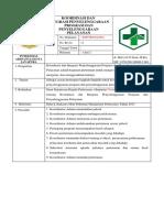 1.2.5.1 Sop Koordinasi Dan Integrasi Penyelenggaran Program Dan Penyelengg
