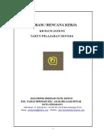 A.1.15.17 Program Rencana Kerja Paud Kb Tk