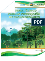 Manejo Agronómico del Cacao