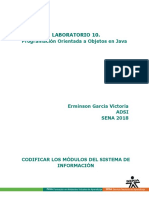 AP7-AA7.2-Ev1-Ejercicios de Programación Orientada a Objetos Con Lenguaje Java
