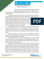 Central Nuclear Embalse - EsIA - Informe final de Audiencia Pública Ambiental - 7 julio 2016
