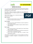 Instructivo de Uso - Kit Antiderrame