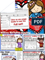 Free Literacy Sampler Pack