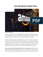 Rahasia Sukses Manajemen Supply Chain
