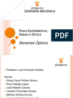 Fisica Experimental - Sensores Ópticos