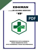 Sampul Pedoman Kb