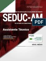 APOSTILA - Seduc-Am_-_assistente_t_cnico - Nova Concursos