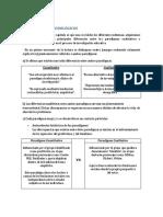 Enfoque Metodologico Cuantitativo y Cualitativo