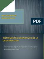 2-Instrumentos normativos