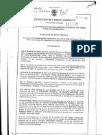 3. Resolución 0108 de 2002 MMA