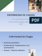 11. Infectología -Enfermedad de Chagas 2016