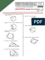 Examen Parcial 2do Sec Geometria