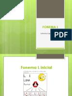 fonema L