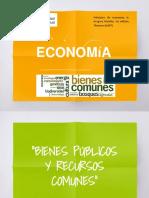 Bienes Públicos y Recursos Comunes