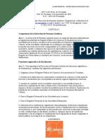 Ley Provincial 8.367 - Dirección de Personas Jurídicas