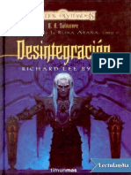 Desintegracion - Richard Lee Byers