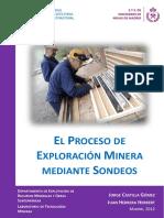 EL PROCESO DE EXPLORACION MINERA MEDIANTE SONDEOS (UPM – 2012).pdf