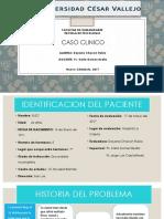 Caso Clinico Dayana