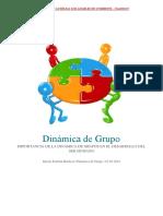 Importancia de La Dinamica de Grupos