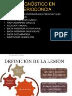 3 Radiología Enfermedad Periodontal - Endodoncia 2018