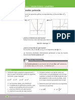 Funcion Potencial y Logaritmica
