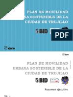 Resumen Ejecutivo Plan de Movilidad Trujillo