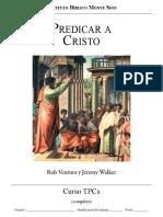 Predicar a Cristo - Chapel Library