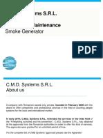 CMDSystems Smoke Generator En