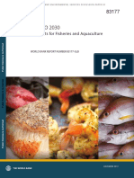 FISH TO 2030 Prospects for Fisheries and Aquaculture