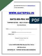 GATE 2019 Syllabus for CE(Gatepsu.in)