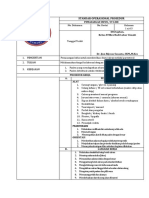 STANDAR OPERASIONAL PROSEDUR PEMASANGAN INFUS.docx