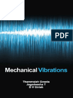 GOWDA Mechanical Vibrations