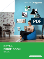 Daftar Harga 2018 Retail