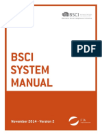 BSCI System Manual Version 2