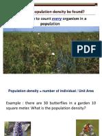 71 Population Density