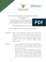 Otentifikasi PKPU 20