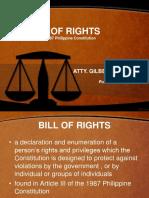 Art III - Bill of Rights
