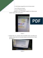 Prosedur Pengujian 3 Poit Bending Menggunakan Universal Testing Machine