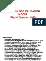 The Ilci Loss Causation Model