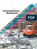 Penang - Guidelines for Developments With Basement
