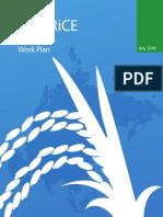 2016 Asia-RiCE Phase2 Work Plan v1.0