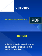 16-Vulvitis - Dr. Alwi M,SpKK