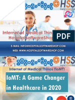 IoMT by HospitalSoftwareShop.com