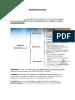 Materia en PDF Para Procesal juicio ordinario  chile
