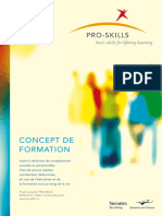 ProSkills Manual French